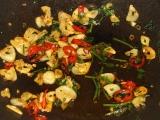 Spagety aglio e olio