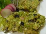 Zapečené maso s brokolicí
