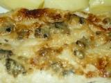 Zapečený pangasius so zemiakmi / Zapečený pangas s bramborem
