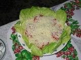 Zemiakový šalát  s majonézou / ala Iva