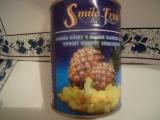 Zmrzlina z ananásového kompótu /Zmrzlina z ananasového kompotu