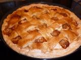 """""""Apple pie"""" alebo jablkový koláč"""
