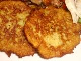Bramboráčky / Harulky, zemiakove placky