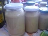 Horčica z cukety