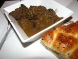 Indická kuchyňa - pikantná kuracia pečeň