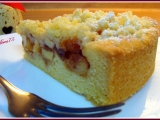 Jablkovy kolac s drobenickou