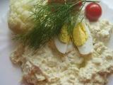 Karfiolový šalát s kôprom