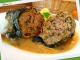 Kelové listy plnené mletým mäsom /Plněné kapustové listy s mletým masem a zakysanou smetanou