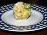 Knedlíčky do polievky z miešanych vajec
