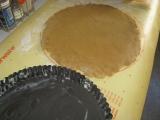 Krehký koláč s mascarpone