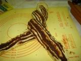 Kysnutý orechový vrkoč