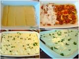 Letné lasagne /Letní lasagně s masem, zeleninou a bylinkami