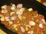 Macedónske teľacie pečené.