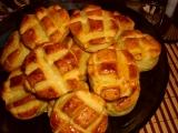 Maďarské domáce zemiakové pagáče