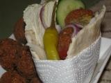 Môj falafel - cícerové vegetariánske fašírky