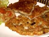 Pohánková omeleta / Omeleta s pohankou, šunkou a houbami