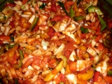 Paprikové lečo II