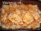 Pečené kurča s kapustou ala Iva
