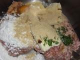 Pečené placičky se sýrem