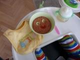 Plnená paprika pre detičky