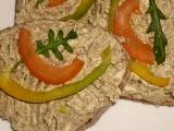 Nátierka zo sardiniek s chilli /Pomazánka ze sardinek s chilli