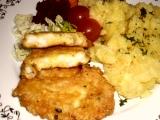 Rybie omeletky so syrom /Rybí omeletky se sýrem