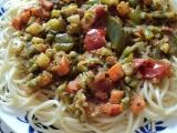 Rýchle špagety ala Iva