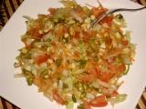 Salat z fazuliek Mungo