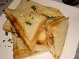 Slaninovo-kuracie sendvice