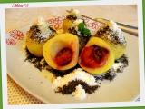Slivkové knedlíky zo zemiakového cesta - postup /Švestkové knedlíky z bramborového těsta - postup
