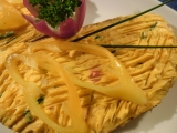 Syrová nátierka s cesnakom /Sýrová pomazánka s česnekem