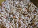 Tarhoňový šalát na spôsob zemiakového
