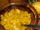 Tekvica ako ananás