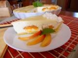 Tvarohový koláč s marhulami / Tvarohový koláč s meruňkami