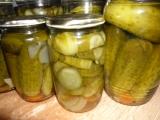 Univerzálny nálev na uhorky, ačoky, papriku, huby  atd.