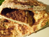 Vaječná omeleta s vatovcom /Vaječná omeleta s pýchavkou