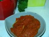 Základná paradajková omáčka  z Južnej Ameriky - Salsa jitomate