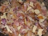 Zapečené mäso so syrom /Zapečené maso se sýrem