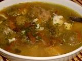 Zeleninová polievka všehochuť / Zeleninová polévka všehochuť