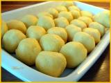 Zemiakové cesto /Bramborové těsto - postup - knedlíky, šištičky, rolády, plněné knedlíky