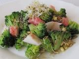 Ľahká večera - Brokolicový šalát s klíčkami