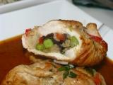 Ázijské morčacie rolky