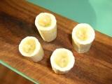 Banánové sviečky/ Banánové svíčky