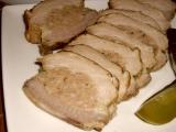 Bôčik plnený mletým mäsom