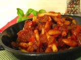 Bravčová krkovička s talianskymi chuťami