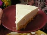 Cheesecake na lupienkoch cornflakes /Cheese cake na lupínkách