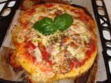Špargľová pizza  /Chřestová pizza