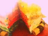 Dúhova torta /Rainbow cake:)