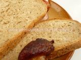 Grilovací chlebík so zemiakom a syrovátkou /Grilovací chlebík s bramborem a syrovátkou