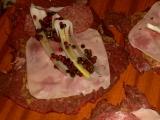 Hovadzie zavitky s korenim / Hovězí závitky s pepřem